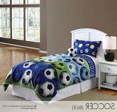 soccer twin bed sheets