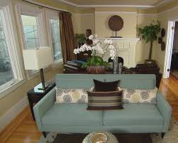 Asian Living Room Design