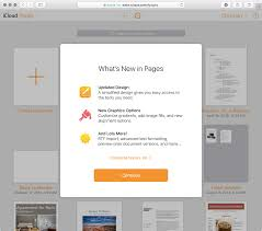 you can access pages on the web via icloud com pages