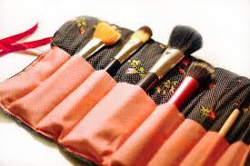 diy makeup brush bag. quick and easy crafts: diy makeup bag tutorial diy brush i