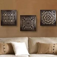 >brown wall art gainarkansas  brown wall art super cool ideas wall art set of 3 home remodel brown square summer