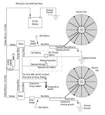 how to wire dual electric fans diagram how image tpi w be cool fans third generation f body message boards on how to wire dual