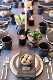 Greek Table Setting Decorations 35 Diy Christmas Table Decorations And Settings 2016