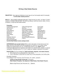 Sample Objective For Resume Best Good Resume Objectives Examples For ...