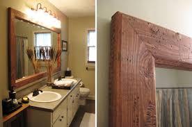 rustic vanity mirrors for bathroom lights sofimani narrow sink professional makeup light plug wall bedroom dark