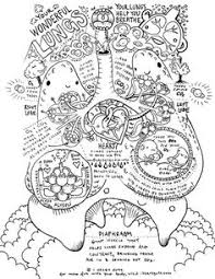 Small Picture Digestive System Coloring Page Anatomy School and Human body