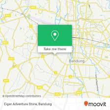 Bantu kami agar dapat mengenal kalian lebih baik dengan mengisi survei di sini. How To Get To Eiger Adventure Store In Kota Bandung By Bus Moovit