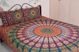 Bedding - Quilt Covers & Sheet Sets – Hippie Sticks & Queen Size Mandala Quilt Cover Adamdwight.com
