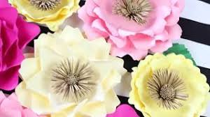 Pearl S Crafts Paper Flower Templates Playtube Pk Ultimate Video Sharing Website