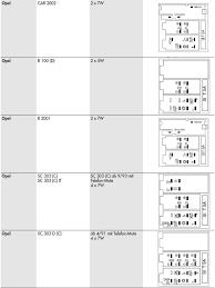 opel car radio stereo audio wiring diagram autoradio connector for vw quadlock wiring diagram at Blaupunkt Car Stereo Wiring Diagram