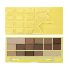 makeup revolution chocolate paleta cieni do powiek