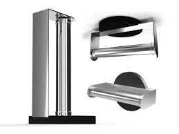 3 in 1 paper towel holder and rack by