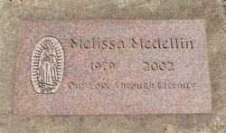Melissa Ann Medellin (1979-2002) - Find A Grave Memorial