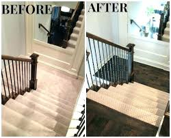Replacing carpet on stairs with wood Basement Stairs Change Carpet Stairs To Wood Convert Carpet Stairs To Wood Carpet On Steps Wood On Completed Change Carpet Stairs To Wood Basekampclub Change Carpet Stairs To Wood Change Carpet Stairs To Wood Replacing