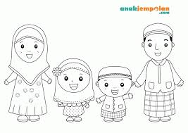 Teachers Free Coloring Pages Of Images Ana Muslim Widetheme
