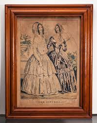 a beautiful small fruitwood frame dating from 1835 1845 the photo does not capture the depth shimmer in the grain it is 5 1 2 x 6 1 4 inches od and has