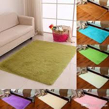 top quality non slip carpet fluffy rugs anti skid gy area rug