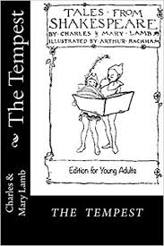 The Tempest Tales From Shakespeare Volume 1 Charles Mary Lamb
