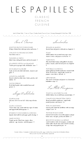 french menu template sample french menu musthavemenus menus galore pinterest menu