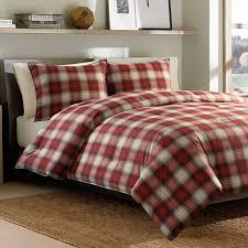 navigation plaid reversible comforter set