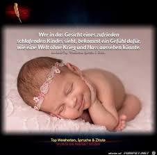 Schlafendes Kind Sprüche Baby Zitate Sprüche Zitate Und Schöne