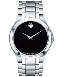 movado watches macy s movado men s swiss collection stainless steel bracelet watch 40mm 0606781