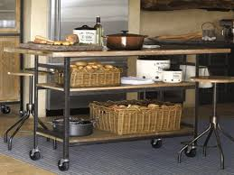 table exquisite rolling kitchen island cart