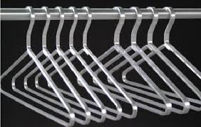 Cheap Coat Racks For Sale Glaro Solid Aluminum Coat Hangers 68