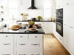 kitchen ideas white cabinets black appliances. Kitchen Inspiration Month: Day 17 - Black And White Kitchens Ideas Cabinets Appliances H