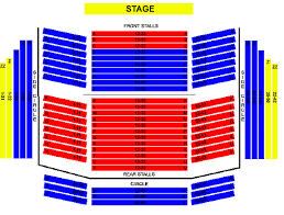 Embassy Theatre Skegness Seating Plan View The Seating