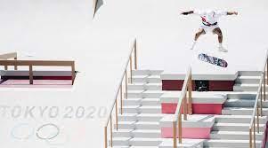 Tokyo Olympics skateboarding: Nyjah ...