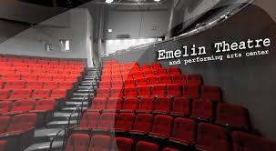 At The Emelin This Weekend Theloop