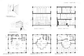 Architecture   Christiane CegavskeThe Cube House Plan Page