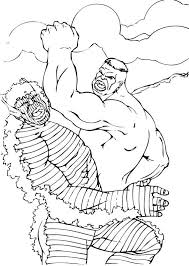 Small Picture Hulk fights with abomination coloring pages Hellokidscom