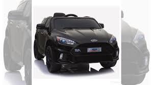 <b>Детский Электромобиль Dake Ford</b> Focus RS Black купить в ...