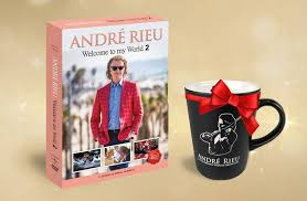 <b>Welcome to my World</b> II & gift - André Rieu Official fanshop