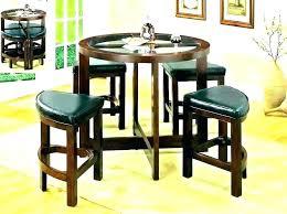 small pub table for kitchen 5 piece black set sets 3 round bistro home ideas black pub table