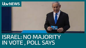 Israel election exit poll suggests Benjamin Netanyahu has failed to ...