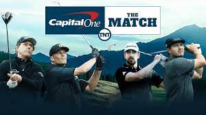 """How To Watch """"The Match"""" Golf Event ..."""