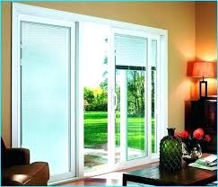 sliding patio door blinds ideas shades best for glass doors with in stylish home
