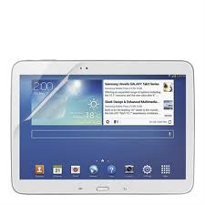 samsung tablet png. trueclear transparent screen protector for samsung galaxy tab 3 10.1 - heroimage tablet png