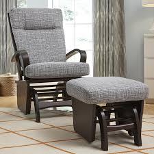 glider rocking chair adding versatile element to your nursery outstanding glider rocking chair with