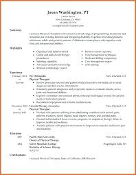 Occupational Therapy Resume Template Awesome Occupational Therapy Resume Template Massage Occupational Therapy