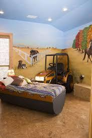 Tractor Themed Bedroom Custom Design Inspiration