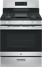 Gas Kitchen Appliance Packages Ge 4 Piece Kitchen Package With Jgbs66rekss Gas Range Gse25hshss