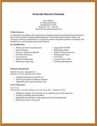 How To Write Experience In Resume No Experience Resume Template Templates How To Write Summary In S 16