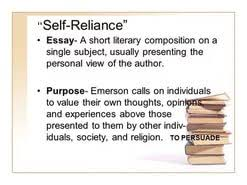 essay on self  essay on self