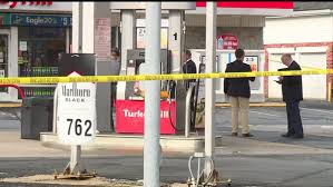 Police Chase Ends At Turkey Hill Store Nearby Railroad