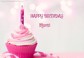 Happy Birthday Mansi Gif