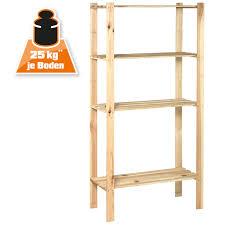 16 Obi Holz Schraubregal 170 Cm X 85 Cm X 40 Cm Kaufen Bei
